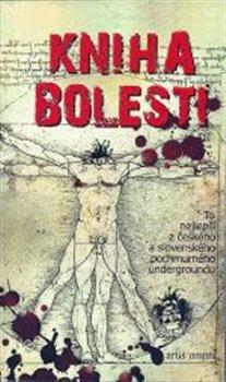 Obálka titulu Kniha bolesti