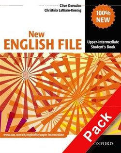 Obálka titulu New English File Upper-Intermediate MultiPack B