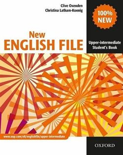 Obálka titulu New English File Upper-Intermediate ER Students Book