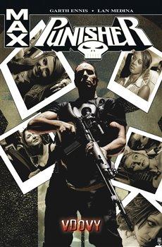Obálka titulu Punisher Max 8:  Vdovy