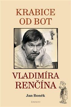 Obálka titulu Krabice od bot Vladimíra Renčína