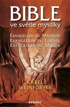 Obálka titulu Bible ve světle mystiky