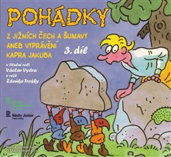 Obálka titulu Pohádky z Jižních Čech a Šumavy 3