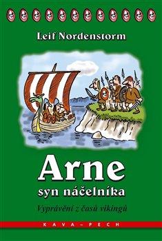 Obálka titulu Arne, syn náčelníka