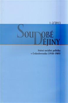 Obálka titulu Soudobé dějiny 1-2/2013