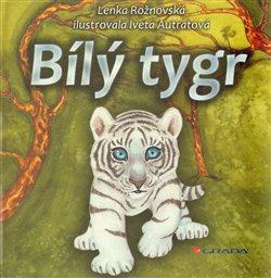 Obálka titulu Bílý tygr