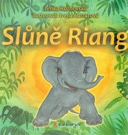 Obálka titulu Slůně Riang