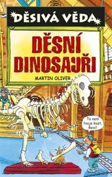 Obálka titulu Děsivá věda - Děsní dinosauři