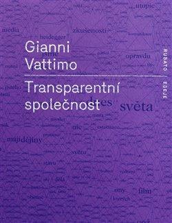 Obálka titulu Transparentní společnost