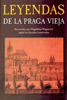 Obálka titulu Leyendas de la Praga Vieja
