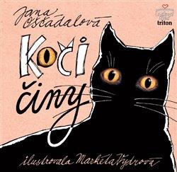 Obálka titulu Kočičiny