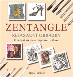 Obálka titulu Zentangle - Relaxační obrázky