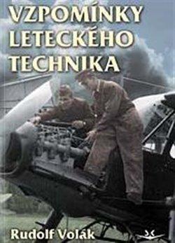 Obálka titulu Vzpomínky leteckého technika