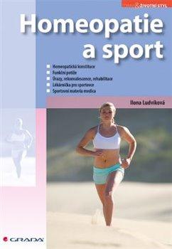 Obálka titulu Homeopatie a sport