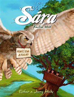 Obálka titulu Sára. Kniha třetí