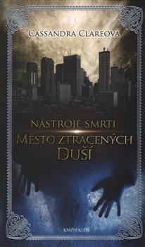 Obálka titulu Nástroje smrti 5: Město ztracených duší
