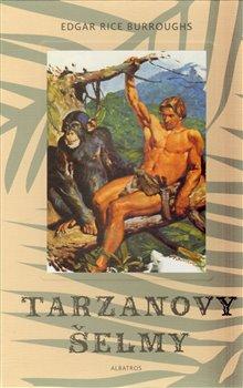 Obálka titulu Tarzanovy šelmy