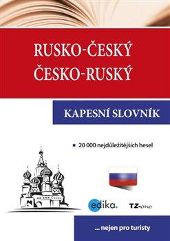 Obálka titulu Rusko-český česko-ruský kapesní slovník