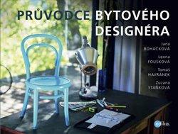 Obálka titulu Průvodce bytového designéra