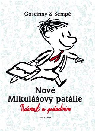 Nové Mikulášovy patálie - Návrat z prázdnin - René Goscinny, | Booksquad.ink