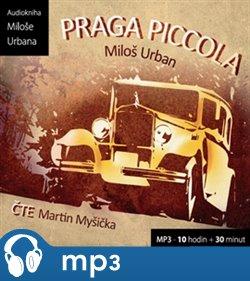 Obálka titulu Praga Piccola