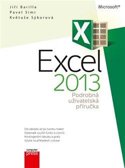 Obálka titulu Microsoft Excel 2013