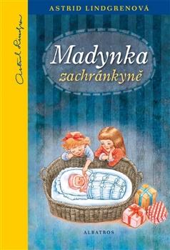 Obálka titulu Madynka zachránkyně
