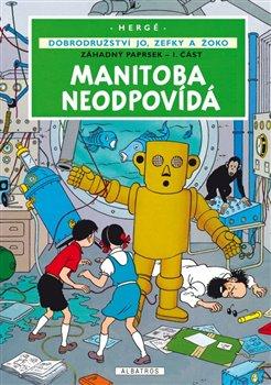 Obálka titulu Manitoba neodpovídá