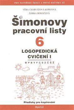 Obálka titulu Šimonovy pracovní listy 6