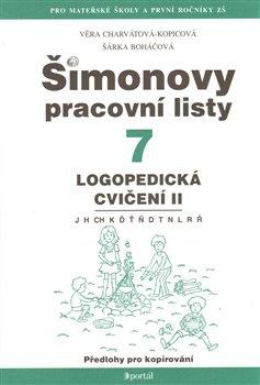 Obálka titulu Šimonovy pracovní listy 7