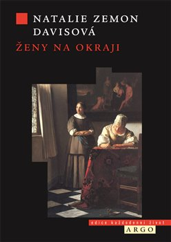 Obálka titulu Ženy na okraji. Tři příběhy ze 17. století