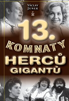 Obálka titulu 13. komnaty herců gigantů
