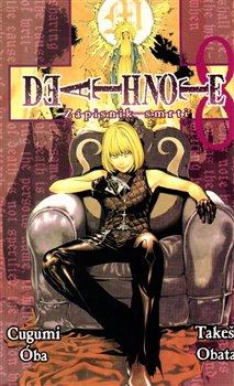 Obálka titulu Death Note 8- Zápisník smrti