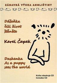 Dášeňka, čili život štěněte + CD / Dashenka As a puppy Sees the world