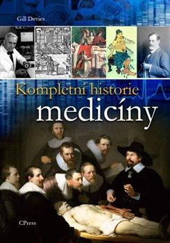Obálka titulu Kompletní historie medicíny