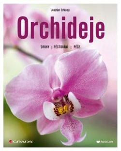 Obálka titulu Orchideje