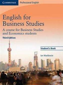English for Business Studies - Student´s Book