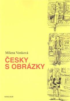 Obálka titulu Česky s obrázky