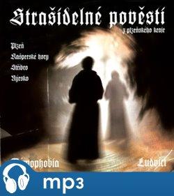 Obálka titulu Strašidelné pověsti z plzeňského kraje II.
