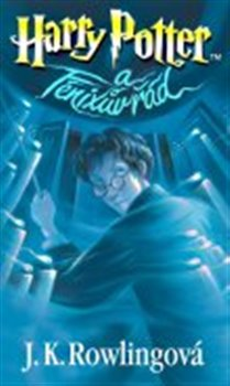 Obálka titulu Harry Potter a Fénixův řád