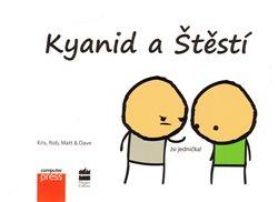 Obálka titulu Kyanid a Štěstí