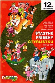 Obálka titulu Šťastné příběhy Čtyřlístku