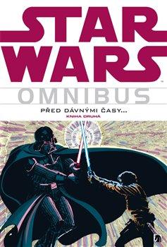Obálka titulu Star Wars: Před dávnými časy... 2