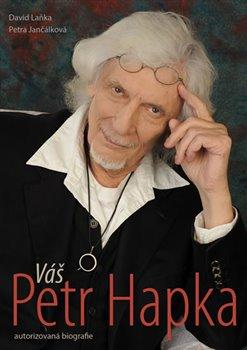 Obálka titulu Váš Petr Hapka