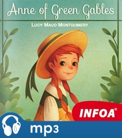 Obálka titulu Anne of Green Gables