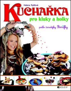 Obálka titulu Kuchařka pro kluky a holky