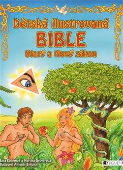 Obálka titulu Dětská ilustrovaná bible