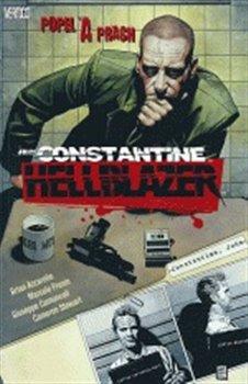 Obálka titulu Hellblazer: Popel a prach