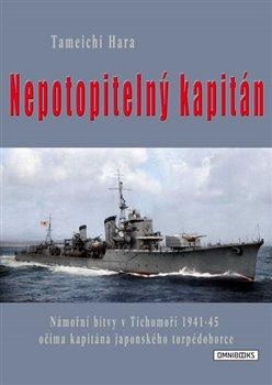 Obálka titulu Nepotopitelný kapitán