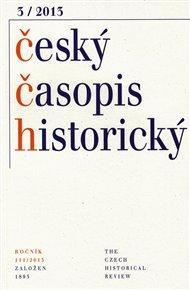 Český časopis historický 3/2013